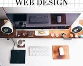 Complete WordPress or Blogger Blog Design & SEO Setup