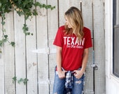 Texas Shirt Texas Pride TEXAN to the Bone© Tee from Your Texas is Showing™