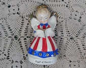 Vintage 1958 Angel of American Figurine