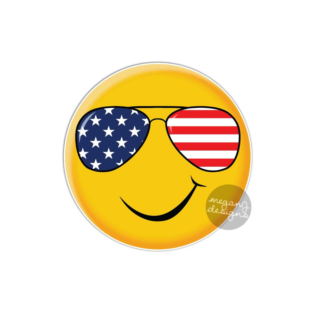 American Flag Emoji