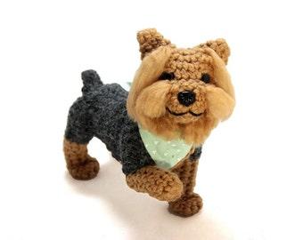 Yorkshire Terrier Doll