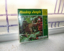 3 Vintage Viewmaster Reels of Monkey Jungle Miami Florida 1970s