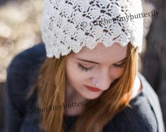 Dove Shells Hat Crochet Pattern