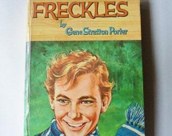 Freckles by Gene Stratton Porter, 1961