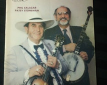 Bluegrass Unlimited Vol. 23, No. 9 (March 1989) - Osborne Brothers cover ~ vintage 80s Music Magazine back issue
