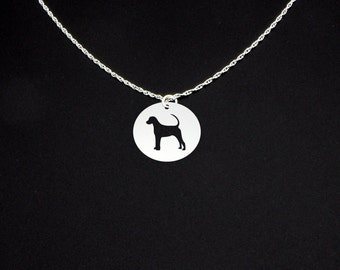 English Foxhound Necklace - English Foxhound Jewelry - English Foxhound Gift