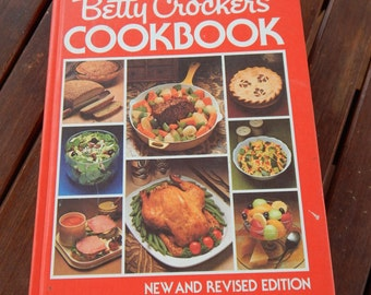 1982 Betty Crocker Cookbook