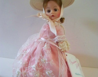 Gainsborough 10in portrait Madame Alexander doll