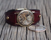 1960's NACAR watch - Modified Swiss NACAR watch ,1960's, in gold plated case