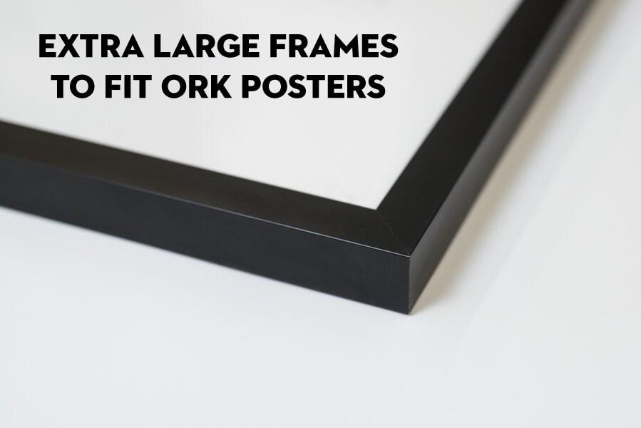 24x24 poster frame