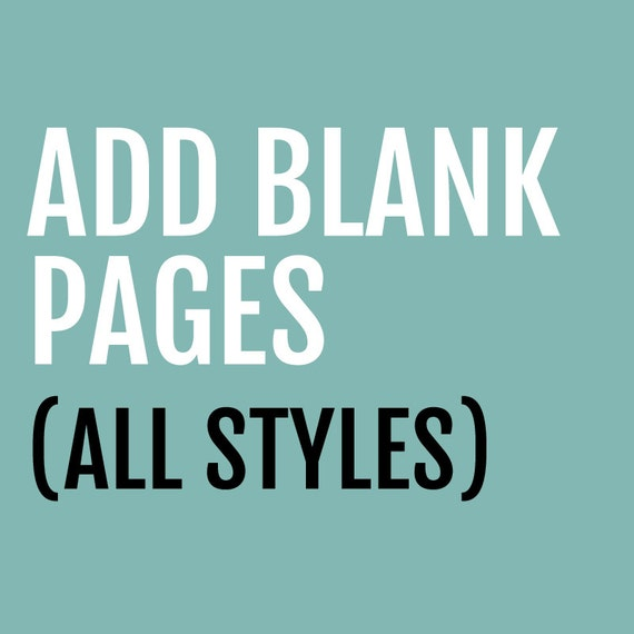 add additional pages to pdf