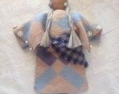 Old Woman Lakota Doll