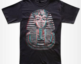 Tutankhamun T Shirt - Graphic Tees For Men, Women & Children - Pop Art , Egypt, Pyramids, Giza, Sphinx, King Tut, Cairo,