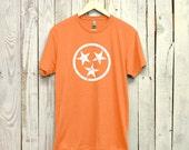 Tennessee Shirt. Stars Shirt.