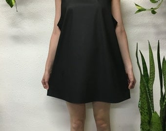 Shapeless Matte Dress
