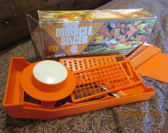 As Seen On TV Vintage Miracle Slicer