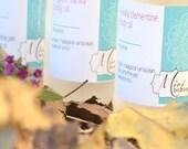 Body Oil Sampler, Clementine and Vanilla Body Oil, Organic Body Oil, Orange Vanilla Massage Oil, Scented Body Oil, Aromatherapy Bath Oil