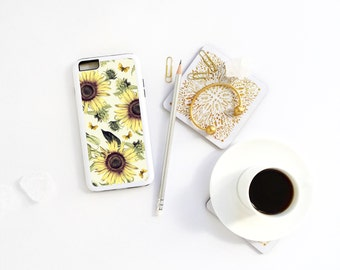 iPhone 7 Case Sunflower iPhone 7 Plus iPhone 6s Case iPhone SE Case iPhone 6 Case iPhone 6s Plus iPhone iPhone 5S Case Galaxy S6 Case V54