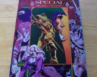 DC Comics Green Arrow #75 75th Issue Special June 1993