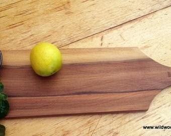 Wooden Baguette Board