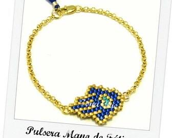 "Bracelet ""Mano de Fátima"""