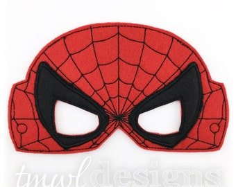 Spider Hero Mask Toy Digital Design File