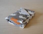 Change Mat in Bear Hike  - Travel Diaper Change Pad