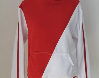 Team VALOR Red Pokemon GO Trainer Cosplay Costume Hoodie Jacket