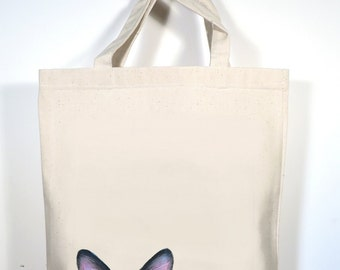 Cat Tote, Siamese Cat Canvas Tote, Personalized Siamese Shopping Bag, Siamese Cat Gift