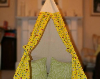 Lovely Teepee - Customisable