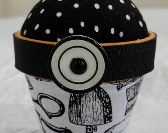 Sewing #6: Stick-It-To-Me! Pin Cushion