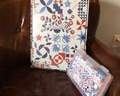 Portage Lake Quilt Kit - And Aurifil Thread Box!