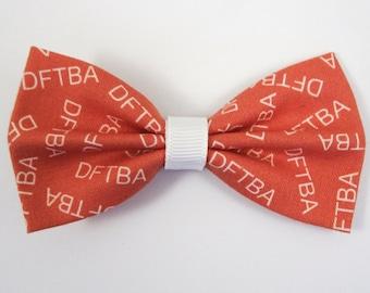 SALE DFTBA Inspired Hair Bow
