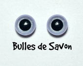 Eyechips 13 mm - Coloris Bulles de Savon  Taille Pullip Modèles Récents
