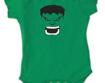 Hulk Onesie
