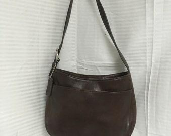 Coach brown leather purse, Bag,Coach USA, 4138, shoulder bag, purses, bags