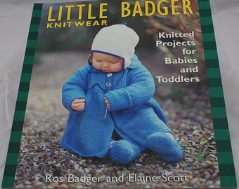 Little Badger Knitwear - Knitted Projects and Patterns for Babies and Toddlers
