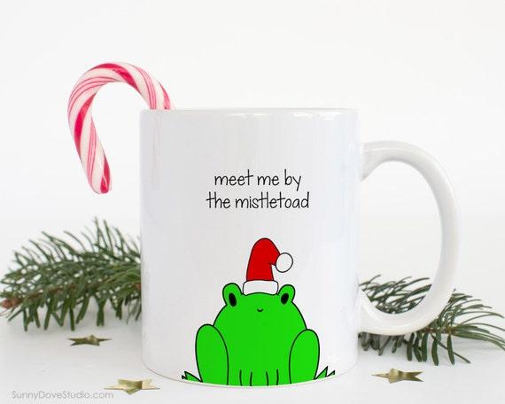 Funny Christmas Mug Gift For Boyfriend Girlfriend Wife Husband