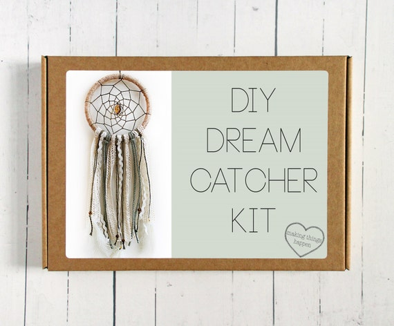 New Year 20% OFF SALE Diy Dream Catcher Kit by ...