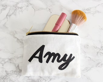 Personalised Pouch