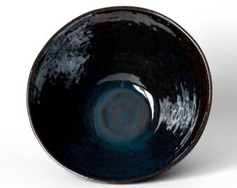 Blackblue Ceramic Bowl