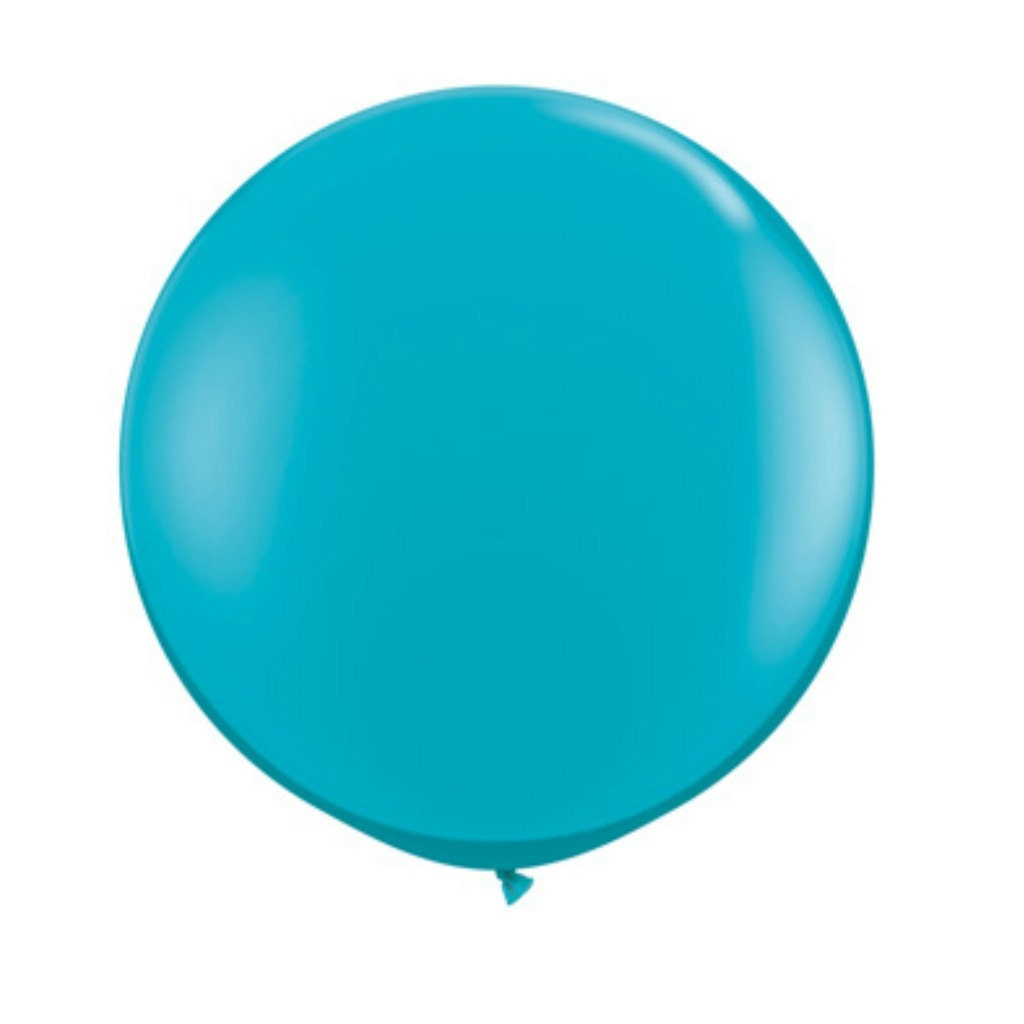 Green and blue balloons -  4 99