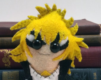 David Bowie / Jareth the Goblin King - Labyrinth plushie