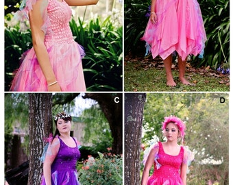 Woman's Fairy Costume ~ Halloween Dress ~  Mardi Gras ~ Festival ~Masquerade~ Theatre