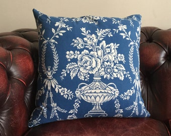 Vintage 1960's Handmade Cushion