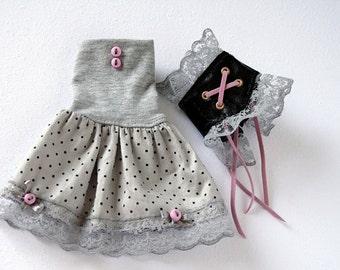 Pullip  Blythe  dress and corset