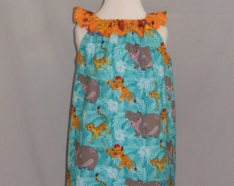 Lion King/Lion Guard  Summer Dress