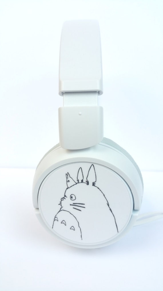 TOTORO HEADPHONES black or white