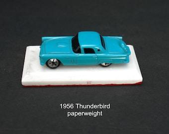 Handcrafted 1956 Ford Thunderbird decor