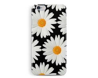 Daisy Phone Case, Daisy iPhone 5c Case, Floral Phone Case, 90s Grunge, Shabby Chic iPhone Case, Girly Gift, Accessories, Vintage iPhone Case